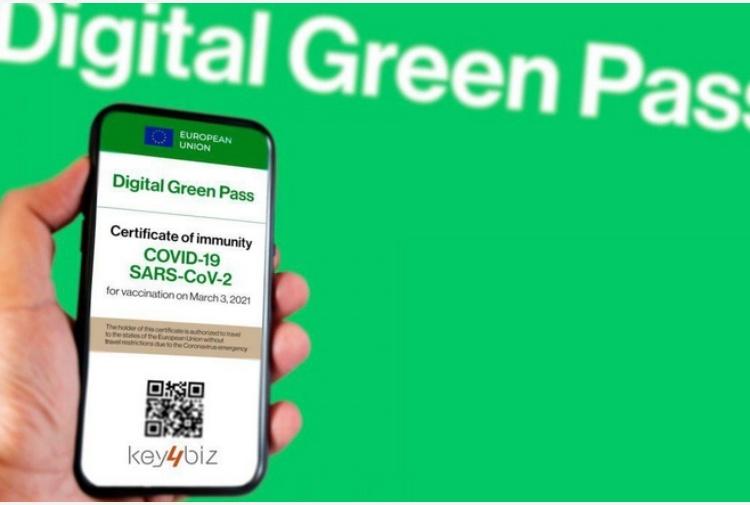 richiedere green pass